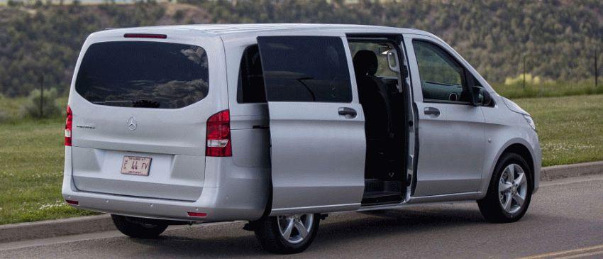miniveny mercedes benz  | minivyen mercedes benz metris 8 | Mercedes Benz Metris (Мерседес Бенц Метрис) | Тест драйв Mercedes Benz Mercedes Benz Metris