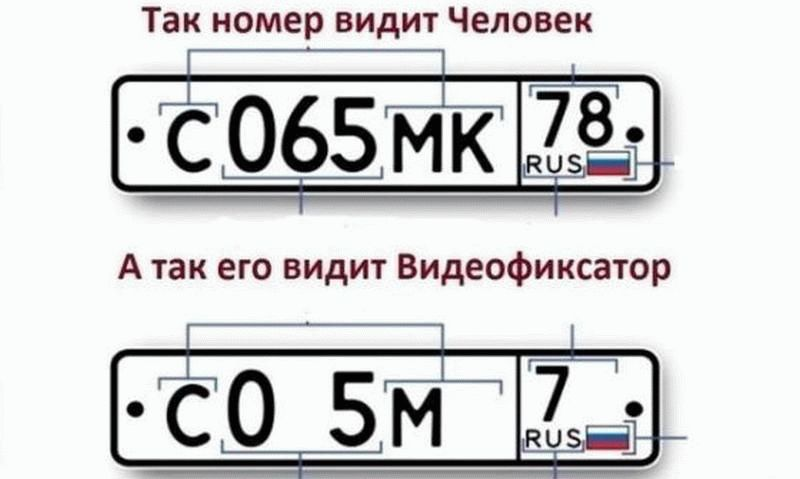 praktika  | neskolko khitrostey avtomobilista 5 | Как не попасться на камеру ГИБДД | Хитрости автомобилиста