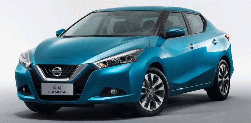 sedan nissan  | nissan lannia 1 | Nissan Lannia (Ниссан Лания) | Nissan Lannia