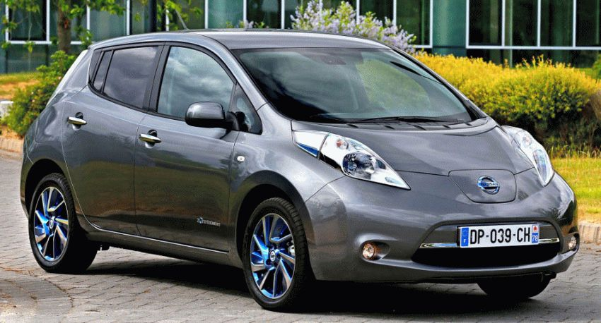 yelektromobili nissan  | nissan leaf 1 | Nissan Leaf (Ниссан Леаф) | Nissan Leaf
