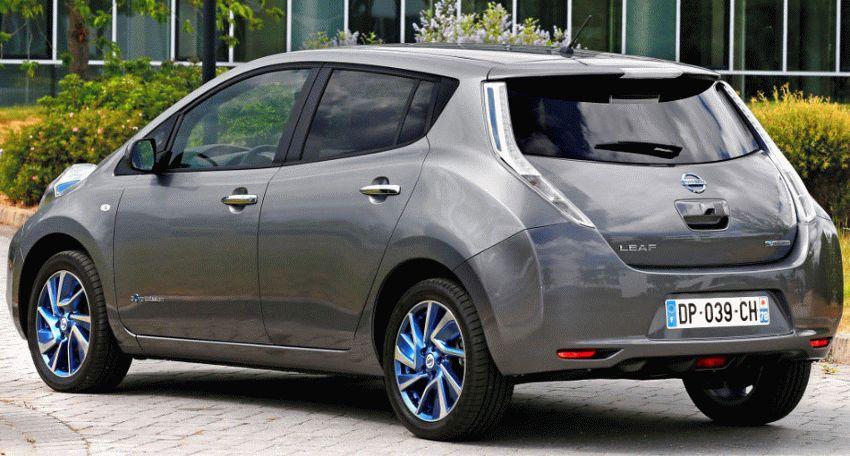 yelektromobili nissan  | nissan leaf 2 | Nissan Leaf (Ниссан Леаф) | Nissan Leaf