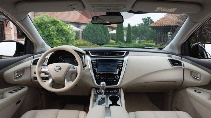 krossovery nissan  | nissan murano 4 | Nissan Murano (Ниссан Мурано) 2017 2018 | Тест драйв Nissan Nissan Murano