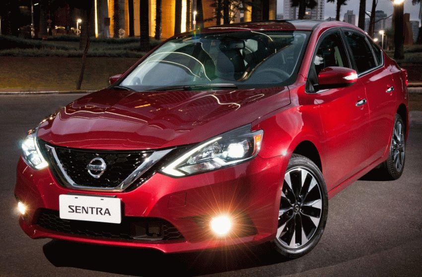 sedan nissan  | nissan sentra 1 | Nissan Sentra (Ниссан Сентра) | Nissan Sentra