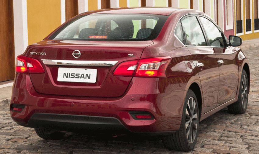 sedan nissan  | nissan sentra 10 | Nissan Sentra (Ниссан Сентра) | Nissan Sentra