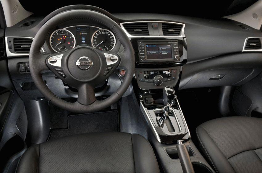 sedan nissan  | nissan sentra 3 | Nissan Sentra (Ниссан Сентра) | Nissan Sentra