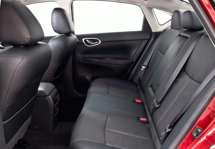 sedan nissan  | nissan sentra 4 | Nissan Sentra (Ниссан Сентра) | Nissan Sentra