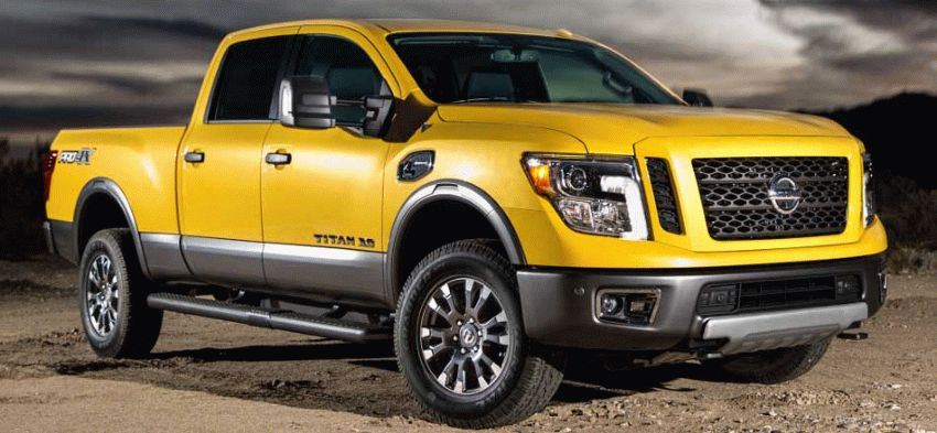 pikapy nissan  | nissan titan 1 | Nissan Titan (Ниссан Титан) | Nissan Titan