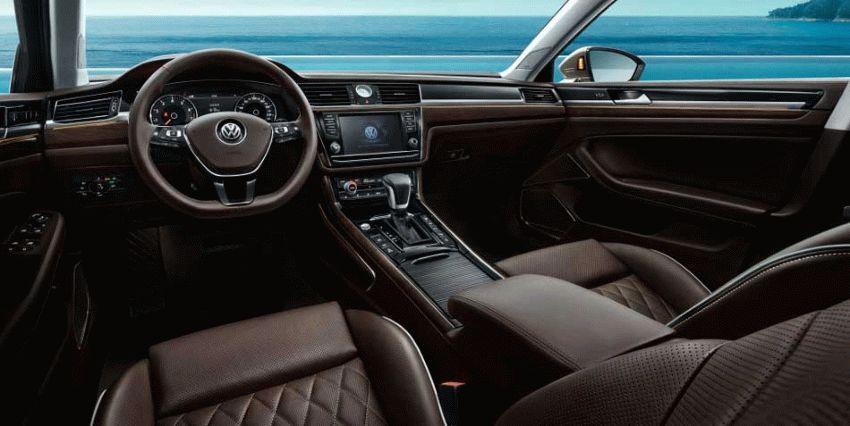 sedan volkswagen  | novaya model volkswagen phideon 7 | Volkswagen Phideon (Фольцваген Фидеон) | Volkswagen Phideon