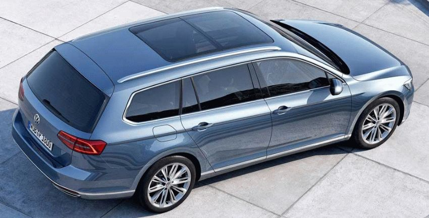 universaly volkswagen  | novoe pokolenie passat alltrack i variant 2 | Volkswagen Passat Alltrack и Passat Variant | Volkswagen Passat