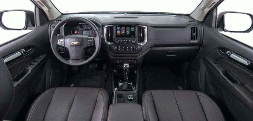 vnedorozhniki chevrolet  | obnovlennyy chevrolet trailblazer 3 | Chevrolet Trailblazer (Шевроле Трайлблейзер) | Chevrolet TrailBlazer