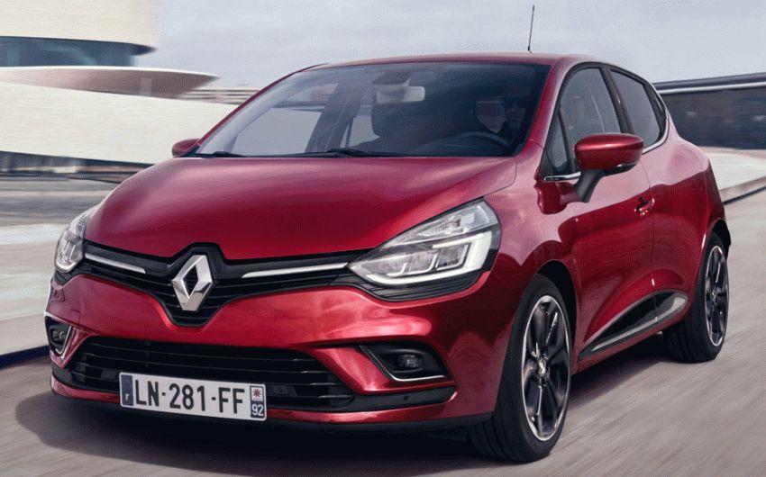 khyechbek renault  | obnovlennyy renault clio 1 | Renault Clio (Рено Клио) | Renault Clio