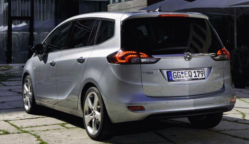 miniveny opel  | opel zafira tourer 2016 3 | Opel Zafira Tourer (Опель Зафира Турер) | Opel Zafira