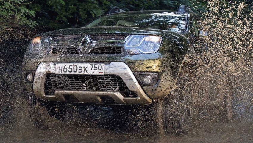 otzyv o avto  | otzyv o renault duster 2016 7 | Renault Duster (Рено Дастер) отзыв 2016 2017 | Renault Duster