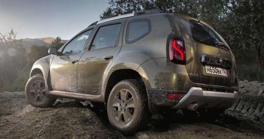 otzyv o avto  | otzyv o renault duster 2016 8 | Renault Duster (Рено Дастер) отзыв 2016 2017 | Renault Duster