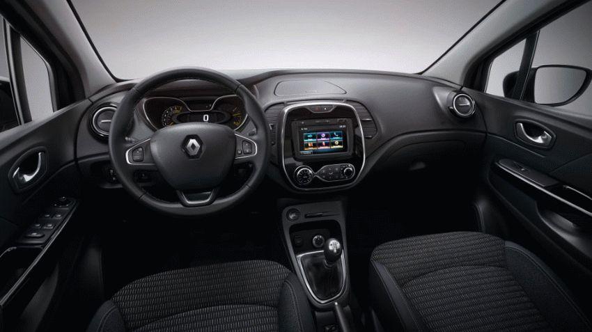 krossovery renault  | renault kaptur krossover 2 | Renault Kaptur (Рено Каптюр) 2017 2018 | Renault Kaptur