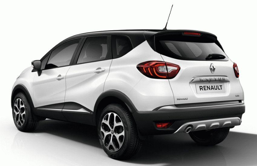 krossover katalog    renault kaptur vnedorozhnik 5   Renault Kaptur Кроссовер   Renault Kaptur