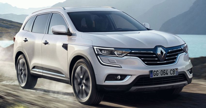 krossovery renault  | renault koleos 6 | Renault Koleos (Рено Калеос) 2017 2018 | Тест драйв Renault Renault Koleos