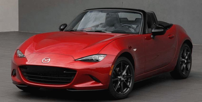 kabriolety mazda  | rodster mazda mx 5 1 | Mazda MX 5 (Мазда МХ 5) | Mazda MX 5