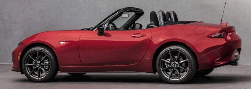 kabriolety mazda  | rodster mazda mx 5 4 | Mazda MX 5 (Мазда МХ 5) | Mazda MX 5
