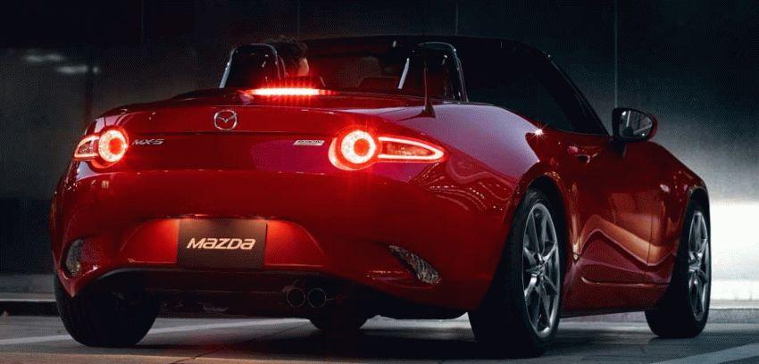 kabriolety mazda  | rodster mazda mx 5 8 | Mazda MX 5 (Мазда МХ 5) | Mazda MX 5