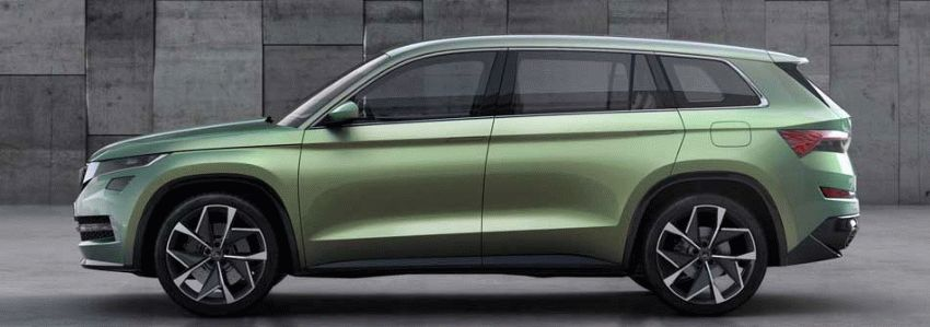 krossovery skoda  | sostoyalas premera skoda kodiak 1 | Škoda Kodiak (Шкода Кодиак) 2017 2018 | Тест драйв Škoda Skoda Kodiak