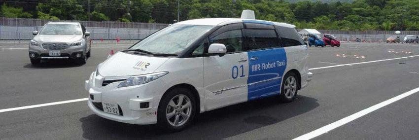 budushhee avtoproma  | taksi robot 1 | В Сингапуре дебютировали такси роботы | Беспилотный авто