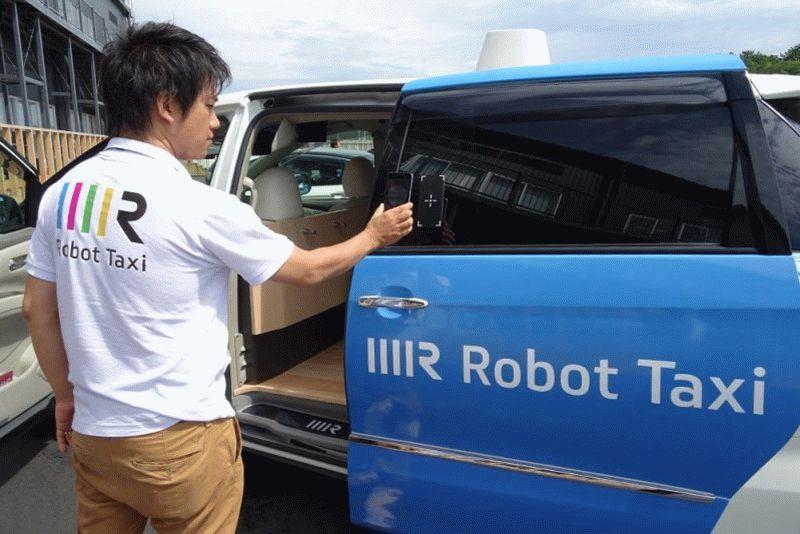 budushhee avtoproma  | taksi robot 2 | В Сингапуре дебютировали такси роботы | Беспилотный авто