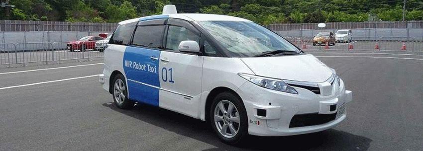 budushhee avtoproma  | taksi robot 3 | В Сингапуре дебютировали такси роботы | Беспилотный авто