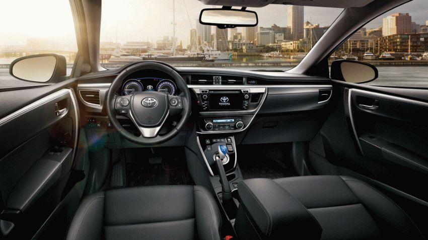 sedan toyota  | toyota corolla 2016 2 | Toyota Corolla (Тойота Королла) 2017 2018 | Toyota Corolla
