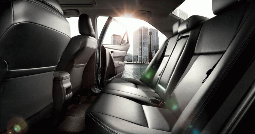 sedan toyota  | toyota corolla 2016 3 | Toyota Corolla (Тойота Королла) 2017 2018 | Toyota Corolla