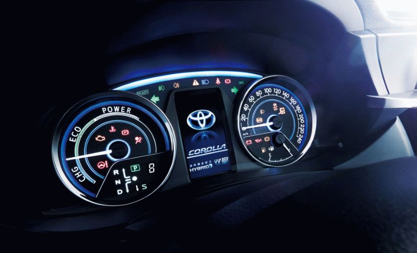 sedan toyota  | toyota corolla 2016 4 | Toyota Corolla (Тойота Королла) 2017 2018 | Toyota Corolla