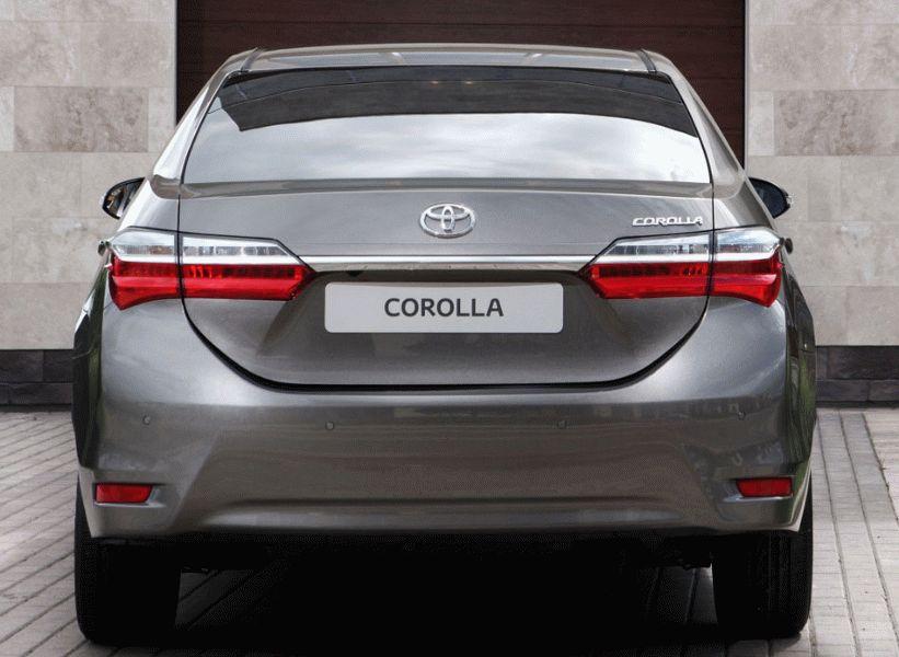 sedan toyota  | toyota corolla 2016 5 | Toyota Corolla (Тойота Королла) 2017 2018 | Toyota Corolla