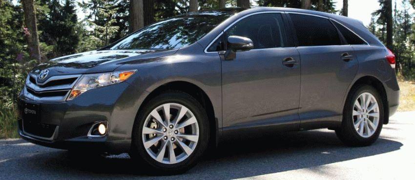 krossovery toyota  | toyota venza 1 | Toyota Venza (Тойота Венза) | Toyota Venza
