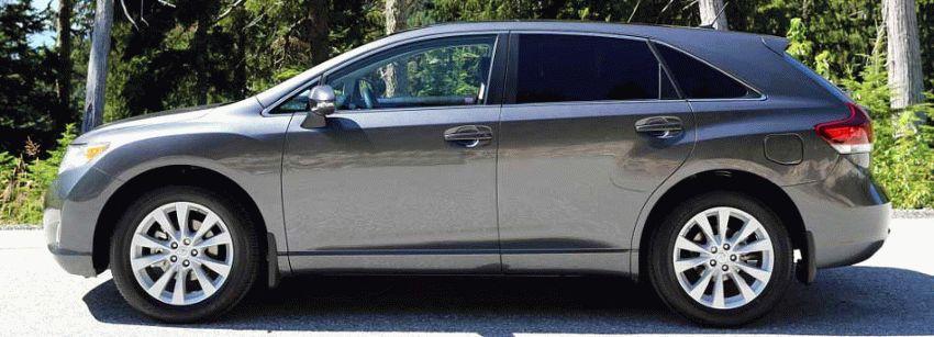krossovery toyota  | toyota venza 2 | Toyota Venza (Тойота Венза) | Toyota Venza