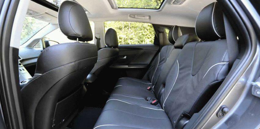 krossovery toyota  | toyota venza 4 | Toyota Venza (Тойота Венза) | Toyota Venza