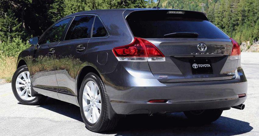 krossovery toyota  | toyota venza 6 | Toyota Venza (Тойота Венза) | Toyota Venza