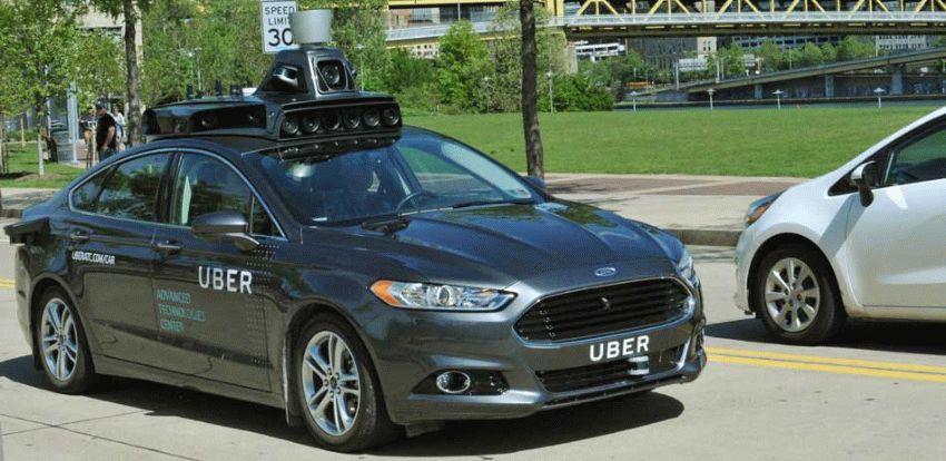 budushhee avtoproma  | uber ne vytesnyaet voditeley 1 | Трэвис Каланик с проектом самоуправляемых авто Uber | Беспилотный авто