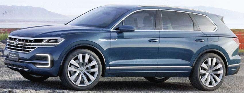 koncept avto  | volkswagen  t prime gte 5 | Volkswagen T Prime GTE (Фольксваген Т Прайм) | Volkswagen T Prime GTE