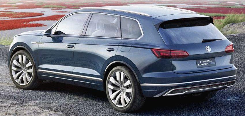 koncept avto  | volkswagen  t prime gte 6 | Volkswagen T Prime GTE (Фольксваген Т Прайм) | Volkswagen T Prime GTE