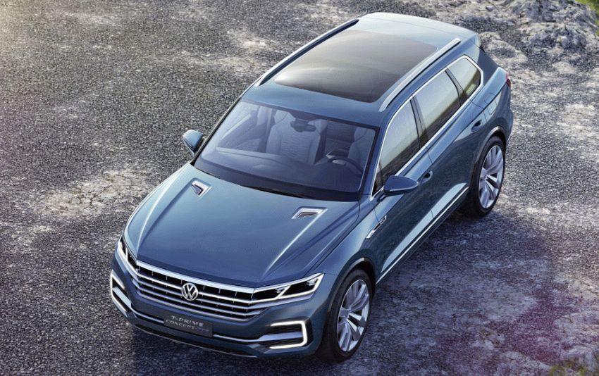 koncept avto  | volkswagen  t prime gte 7 | Volkswagen T Prime GTE (Фольксваген Т Прайм) | Volkswagen T Prime GTE