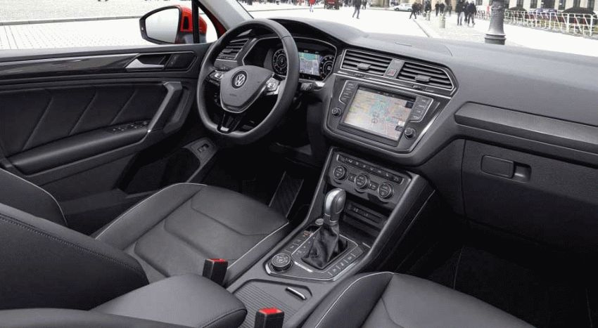 krossovery volkswagen    volkswagen tiguan 4   Volkswagen Tiguan (Фольксваген Тигуан) 2017 2018   Volkswagen Tiguan