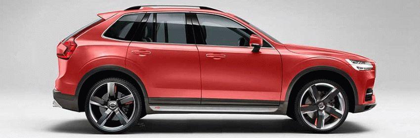 novosti  | volvo xc40 1 | Долгожданная Volvo XC40 | Volvo XC40