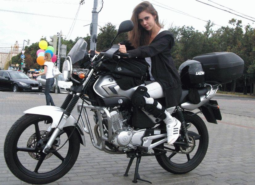 moto  | yamaha ybr 125 1 | Yamaha YBR 125 (Ямаха ЮБР 125) мотоцикл | Yamaha YBR 125