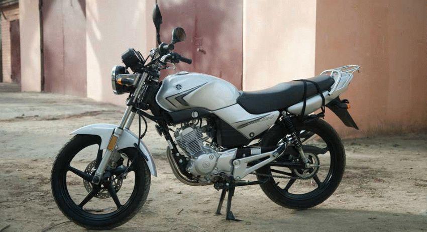 moto  | yamaha ybr 125 10 | Yamaha YBR 125 (Ямаха ЮБР 125) мотоцикл | Yamaha YBR 125