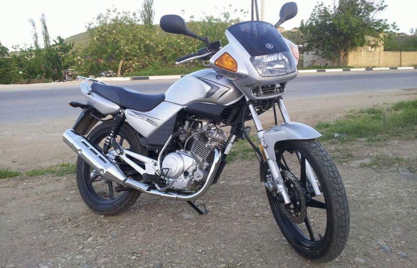 moto  | yamaha ybr 125 11 | Yamaha YBR 125 (Ямаха ЮБР 125) мотоцикл | Yamaha YBR 125