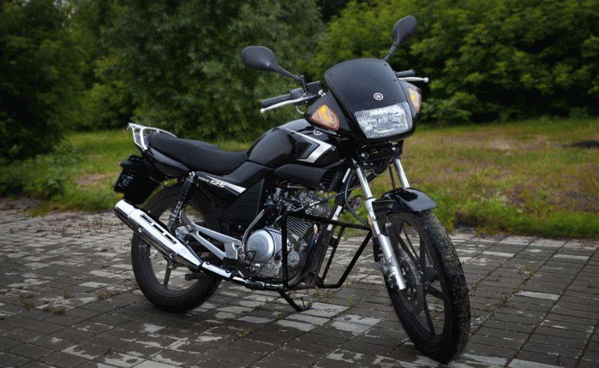 moto  | yamaha ybr 125 2 | Yamaha YBR 125 (Ямаха ЮБР 125) мотоцикл | Yamaha YBR 125