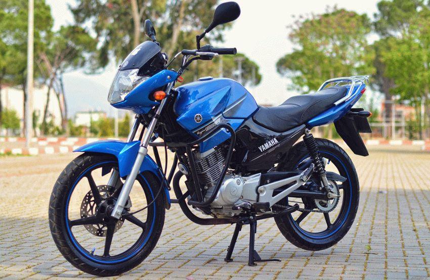 moto  | yamaha ybr 125 3 | Yamaha YBR 125 (Ямаха ЮБР 125) мотоцикл | Yamaha YBR 125