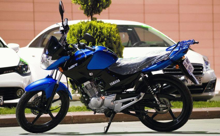 moto  | yamaha ybr 125 5 | Yamaha YBR 125 (Ямаха ЮБР 125) мотоцикл | Yamaha YBR 125