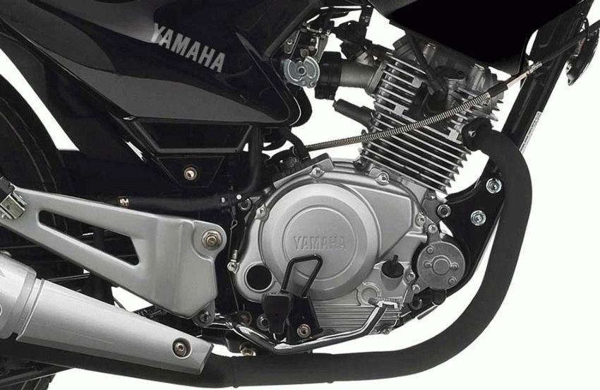 moto  | yamaha ybr 125 6 | Yamaha YBR 125 (Ямаха ЮБР 125) мотоцикл | Yamaha YBR 125