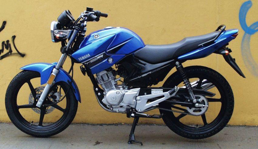 moto  | yamaha ybr 125 7 | Yamaha YBR 125 (Ямаха ЮБР 125) мотоцикл | Yamaha YBR 125
